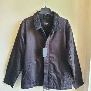 Hurley Mens Winter Jacket sz L [NH7]